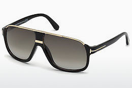 Ophthalmic Glasses Tom Ford Eliott (FT0335 01P) - Black, Shiny