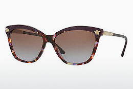 Ophthalmic Glasses Versace VE4313 517968 - Red, Purple, Brown, Havanna