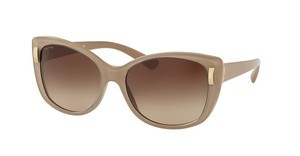 Bvlgari BV8170 538213 BROWN GRADIENTTOP CRYSTAL ON TURTLEDOVE