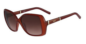 Chloé CE680S 222 LIGHT BURNT