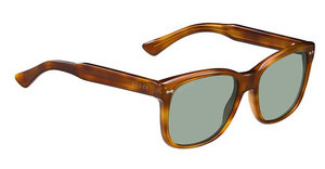 Gucci GG 1134/S 056/5L GREY GREENLT HAVANA (GREY GREEN)