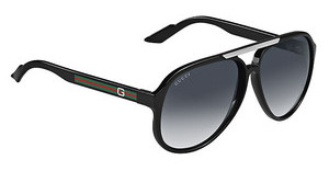Gucci GG 1627/S D28/R6 GREYSHN BLACK (GREY)