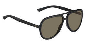Gucci GG 2274/S 003/EJ BROWNMTT BLACK (BROWN)