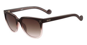 Liu Jo LJ641S 248 BROWN NUDE GRADIENT