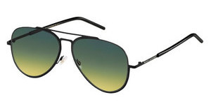 Marc Jacobs MARC 38/S 65Z/JE GREEN YELLOWBLACK (GREEN YELLOW)