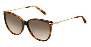 Max Mara MM BRIGHT I BHZ/JD BROWN SFHVNROSEGD (BROWN SF)