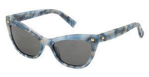 Max Mara MM FIFTIES NUM/Y1 GREYMRBL BLUE (GREY)