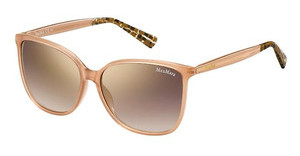 Max Mara MM LIGHT I BY0/QH BROWN MS GLDOPLBWFBRC (BROWN MS GLD)