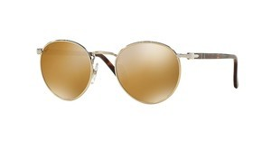 Persol PO2388S 1016W4 LIGHT BROWN MIRROR GOLDLIGHT GOLD