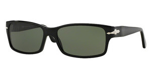 Persol PO2803S 95/31 CRYSTAL GREENBLACK