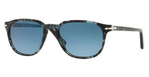 Persol PO3019S 1062Q8 AZURE GRADIENT BLUESPOTTED BLUE DARK GREY