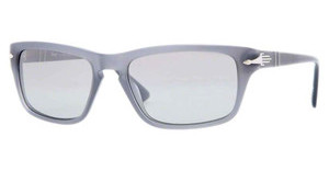 Persol PO3074S 100382 GREY GRADIENT PHOTOPOLARMATTE OPAL GREY