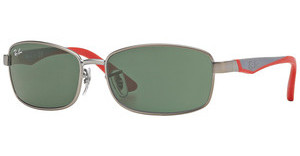 Ray-Ban Junior RJ9533S 242/71 GREENMATTE GUNMETAL