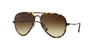 Ray-Ban RB4211 894/13 GRADIENT BROWNMATTE HAVANA
