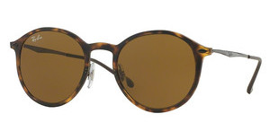 Ray-Ban RB4224 894/73 DARK BROWNMATTE HAVANA