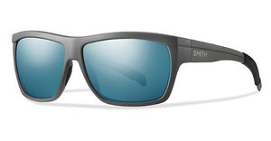 Smith MASTERMIND/N 6XR/QA BLUE SPMTSLDGREY (BLUE SP)