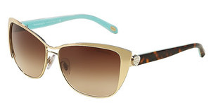 Tiffany TF3050 60913B BROWN GRADIENTPALE GOLD
