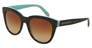 Tiffany TF4112 81343B BROWN GRADIENTHAVANA/BLUE