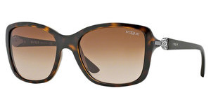 Vogue VO2832SB W65613 BROWN GRADIENTDARK HAVANA