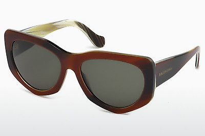 Ophthalmic Glasses Balenciaga BA0018 47N - Brown, Bright
