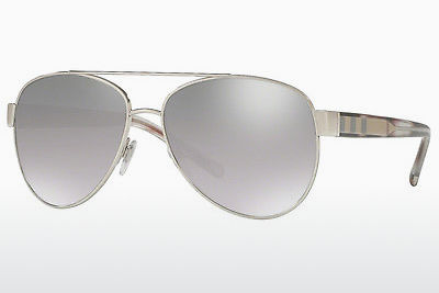 Ophthalmic Glasses Burberry BE3084 10056V - Silver