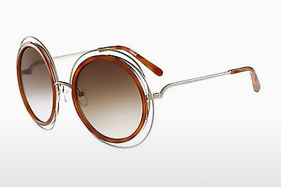 Ophthalmic Glasses Chloé CE120S 736 - Brown, Havanna