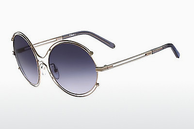 Ophthalmic Glasses Chloé CE122S 744 - Gold, Grey