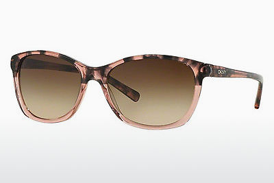 Ophthalmic Glasses DKNY DY4093 355613 - Brown, Havanna, Pink, Transparent