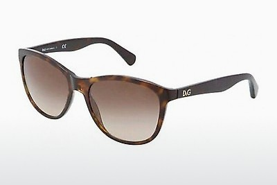 Ophthalmic Glasses D&G PLAYFUL CHIC (DD3091 502/13) - Brown, Havanna