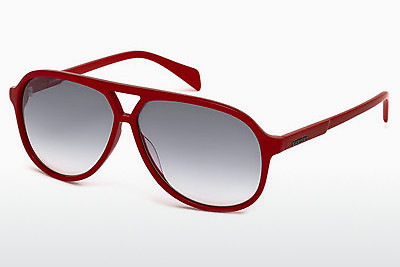 Ophthalmic Glasses Diesel DL0156 66B - Red