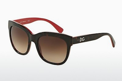 Ophthalmic Glasses Dolce & Gabbana DG4272 300413 - Brown, Havanna, Gold, Pink