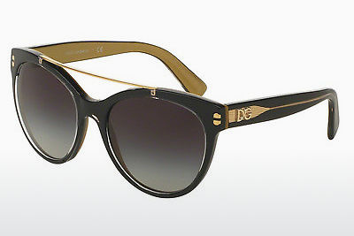 Ophthalmic Glasses Dolce & Gabbana DG4280 29558G - Black, Gold