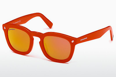 Ophthalmic Glasses Dsquared DQ0198 44L - Orange