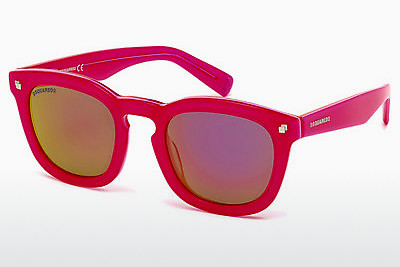 Ophthalmic Glasses Dsquared DQ0198 74Z - Pink, Rosa