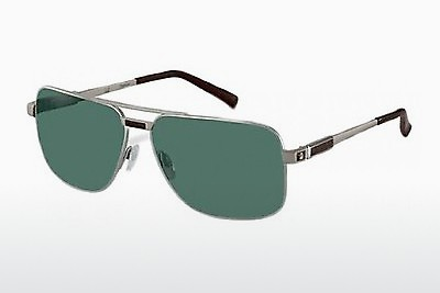 Ophthalmic Glasses Dunhill D1002 B - Green