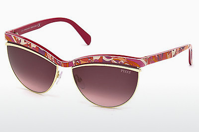 Ophthalmic Glasses Emilio Pucci EP0010 77T - Pink, Fuchsia