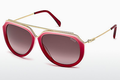 Ophthalmic Glasses Emilio Pucci EP0015 74T - Pink, Rosa