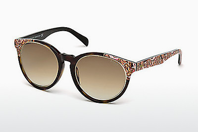 Ophthalmic Glasses Emilio Pucci EP0028 56F - Havanna