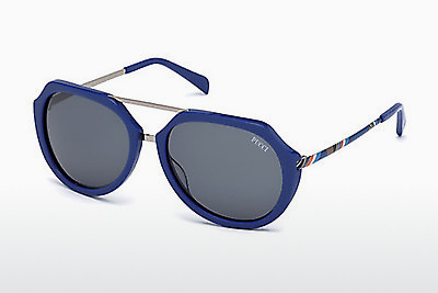 Ophthalmic Glasses Emilio Pucci EP0032 90V - Blue, Shiny