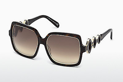 Ophthalmic Glasses Emilio Pucci EP0040 52F - Brown, Dark, Havana