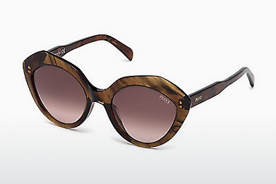 Ophthalmic Glasses Emilio Pucci EP0041 50S - Brown, Dark