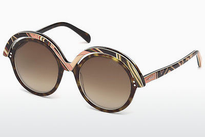 Ophthalmic Glasses Emilio Pucci EP0065 56F - Havanna