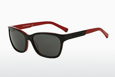 Ophthalmic Glasses Emporio Armani EA4004 506187 - Black, Red