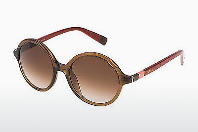 Ophthalmic Glasses Furla SU4966 06W8 - Brown, Transparent