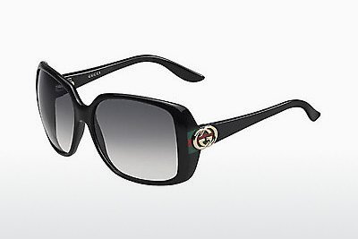 Ophthalmic Glasses Gucci GG 3166/S D28/JJ - Black