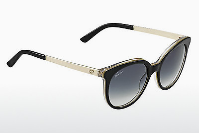 Ophthalmic Glasses Gucci GG 3674/S 4WH/JJ - Black, Gold