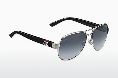 Ophthalmic Glasses Gucci GG 4282/S RZS/HD - Silver, Palladium