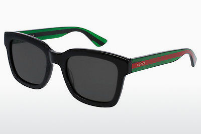 Ophthalmic Glasses Gucci GG0001S 006 - Black