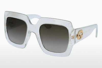 Ophthalmic Glasses Gucci GG0053S 004 - Silver
