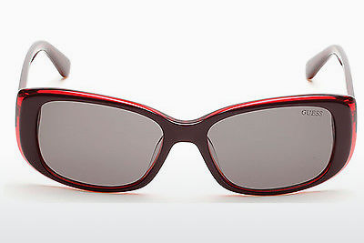 Ophthalmic Glasses Guess GU7408 69A - Red
